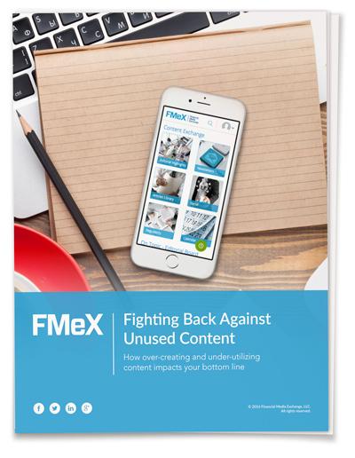 Fighting Back Against Unused Content